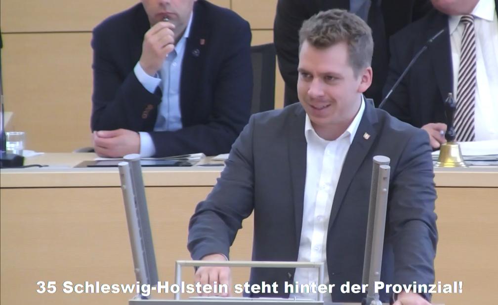 Schleswig-Holstein steht hinter der Provinzial