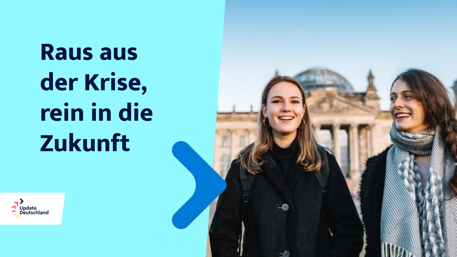 #UpdateDeutschland – Innovative Lösungen für Schleswig-Holstein