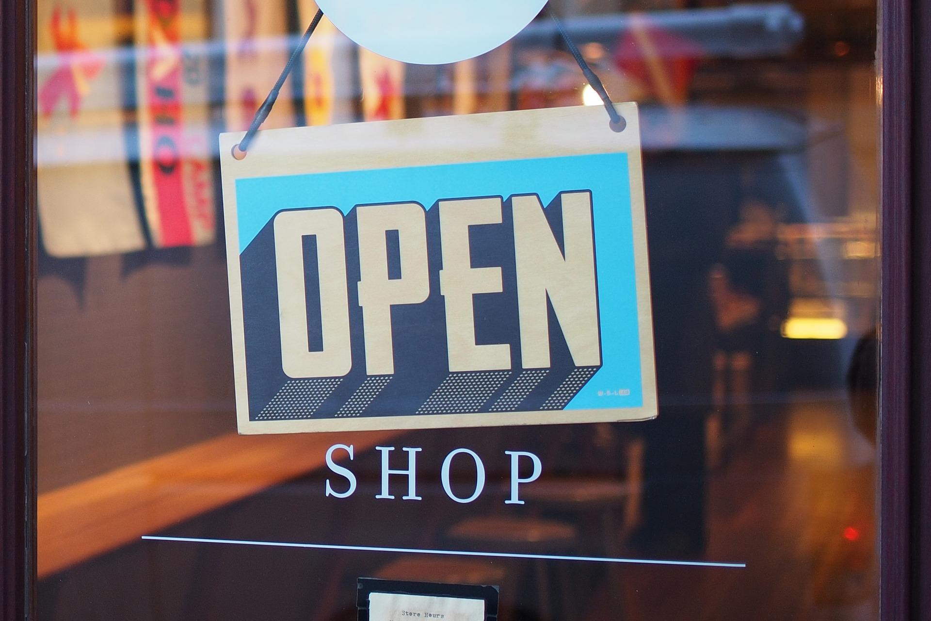 Öffnung des Einzelhandels ist ein wichtiger Schritt