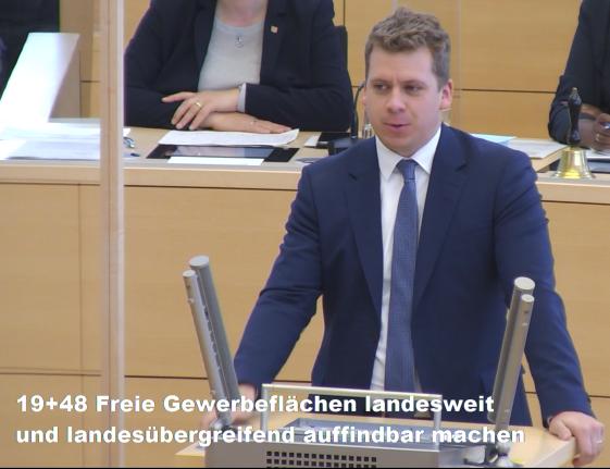 Mit Ansiedlungen Innovation und Arbeitsplätze in Schleswig-Holstein sichern!